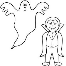 Simple Ghost Drawing At Getdrawingscom Free For Personal Use