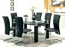 beige dining table small glass dining table black glass dining table set 6 dining table and chairs glass black small glass dining table