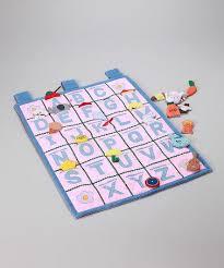 Rosalina Alphabet Chart Kid Alphabet Wall Abc Wall
