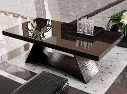 rossetto nightfly coffee table ebony