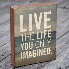 zoom on wooden quote wall art with wooden wall sayings quote prints live the life you only