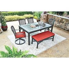 red patio set re furniture lovely best outdoor table and chairs sets awesome