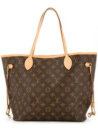 Louis Vuitton Neverfull Size Chart Louis Vuitton Pre Owned Neverfull Mm Tote Farfetch