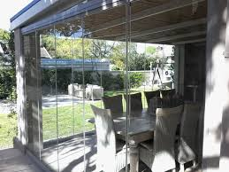 frameless glass stacking doors in cape town weather proof secure
