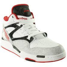 reebok pump shoes. reebok pump omni lite m43168 white leather men\u0027s shoes