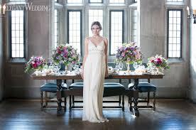 purple gold french antiquity wedding theme elegantwedding ca stani bridal makeup