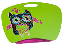 three cheers for girls 68411 owl lap desk