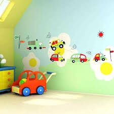 car wall stickers hot ing racing