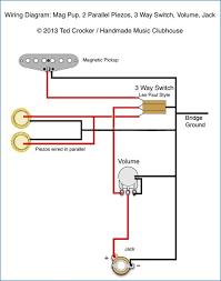 bass pickup wiring diagrams bestharleylinks info ted crocker wiring diagram 1 single coil 2 piezo 1 vol 3 way