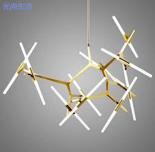 chandelier type metal chandelier modern branch pendant light industrial glass ceiling fixtures lamp light modern branch chandelier62