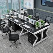 deck screen desk office furniture. staff desk 4 people computer and chair combination simple office furniture 24 deck screen