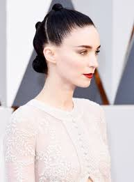 Rey Hair Style rooney mara star wars hair oscars 2016 1950 by wearticles.com