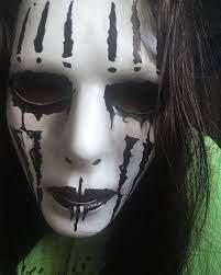 Tainted Love Joey Jordison mask replica ...