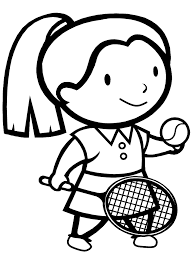 Small Picture Sports Coloring Pages 8 Coloring Kids