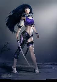 Magdalena Radziej - Naruto FanArt: Hinata