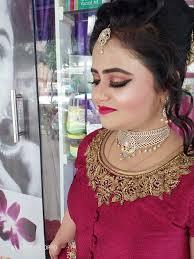 bridal makeup works herbal glow parlor photos panvel navi mumbai artists