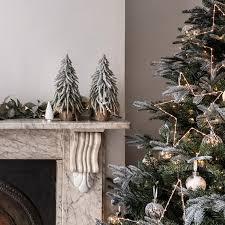 35cm Mini Weihnachtsbaum Fensterdeko Weihnachten