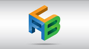 how to create a cube logo with custom letters in adobe ilrator cc you