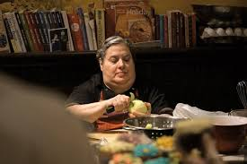 ms arcone baking apple pies at the cupcake cafe in march not long before the closed credit nicole bengiveno the new york times