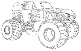 Small Picture Monster Jam Coloring Pages Alric Coloring Pages