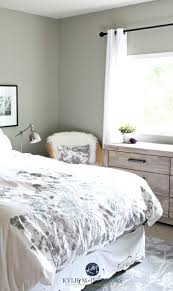 benjamin moore mountain air in bedroom with wood kylie m interiors e design
