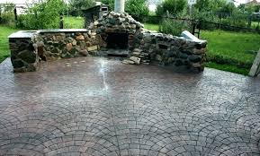 stone patios patio diy steps flagstone patio with a fire pit diy stone paver