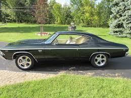 SOLD – 1969 Chevrolet Chevelle SS 396 Â« Ross Customs