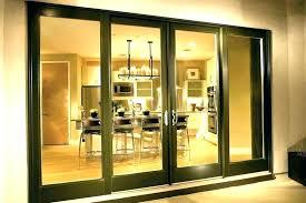sliding door panels pocket door glass panel ideas 3 panel patio door and patio glass panels