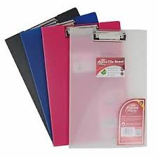 clipboard office paper holder clip. Image Is Loading A4-Clipboard-Foolscap-Fold-Over-Office-Document-Holder- Clipboard Office Paper Holder Clip