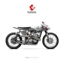 BARBARA MOTORCYCLES — SUZUKI GT750 - RED HEAD Barbara Custom ...