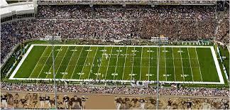 Naval Academy Football Stadium Seating Chart 79 Organized Michie Stadium Seating Chart