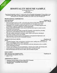 Hotel Front Desk Resume Samples Hotel Front Desk Resume Ten Thoughts You Have As Hotel