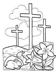 Small Picture Good Friday Coloring Pages and Pintables for Kids family holiday