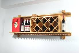 wall hanging bar shelf wall mounted wood wine rack hanging bar wine rack creative fashion plaid wall hanging bar shelf