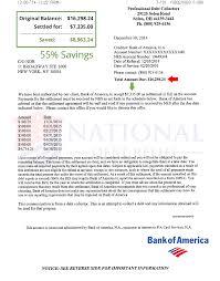 How To Write A Dispute Letter Bank Of America Milviamaglione Com