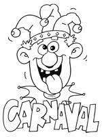 83 Beste Afbeeldingen Van Carnaval Kleurplaten In 2019 Clowns