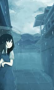 Best wallpaper quotes love wallpapers with quotes wallpapers. 31 Sad Anime Wallpaper Cell Phone Sachi Wallpaper