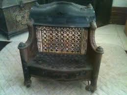 antique humphrey radiantfire no 20 gas fireplace insert heater