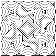 Easy to color in to make your own unique designs. Top 30 Free Printable Geometric Coloring Pages Online