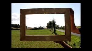 framing photography. Photography Technique. Natural (Pallet Wood) Framing. Baie De Mont Saint Michel En Bois Palette. - YouTube Framing