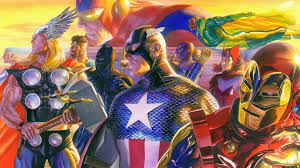 Alex Ross Wallpapers Hd Wallpaper Collections