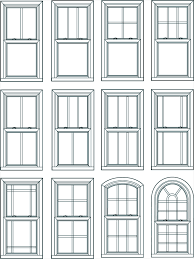 Stylish Window Styles For Homes The 25 Best Double Hung Windows Trending  Ideas On Pinterest