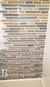 easy diy glass mosaic wall art