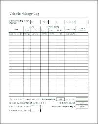 Mileage Record Sheet Printable Mileage Log Templates Free Template Lab Vehicle