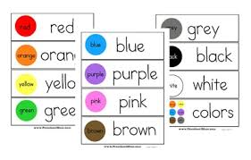 Free printables for kindergarten sight word help ways printable pages manuscript coloring preschoolers i. Color Preschool Printables Preschool Mom