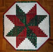 Weihnachtsstern Patchwork Weihnachtsstern Weihnachts