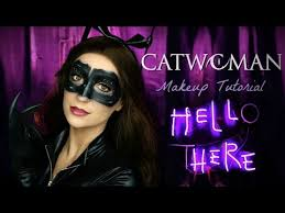 catwoman makeup transformation tutorial edition you