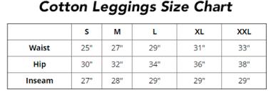Xlusion Sf Size Chart Printedkicks