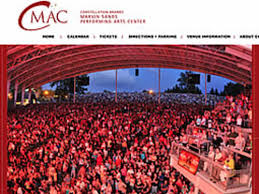 Cmac Seating Chart Detailed Cmac Performing Arts Center Reviews Canandaigua New York