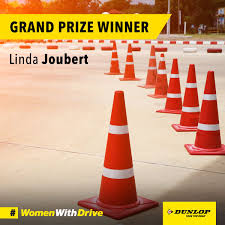 Lighted Collapsible Traffic Cones Linda Joubert Is Our Womenwithdrive Competition Winner